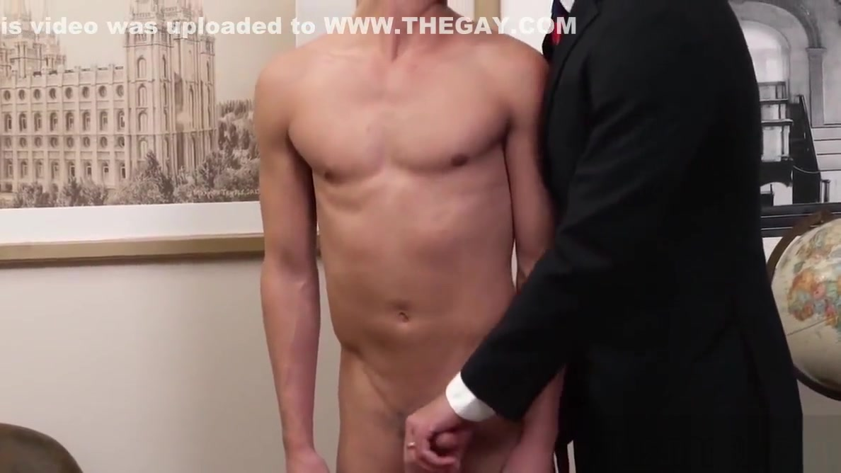Mormon elder bearbacking and rimming innocent twinks hole Marilyn chambers holding a cock