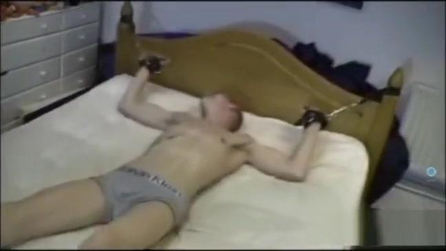 tickle on bed Hot blonde hardcore porn
