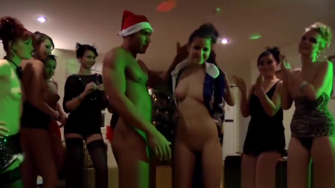 Euro college students fancy sex Xmas party My wife want big cock