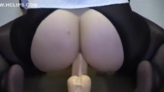 Huge Dildo Broads boobs butt sex