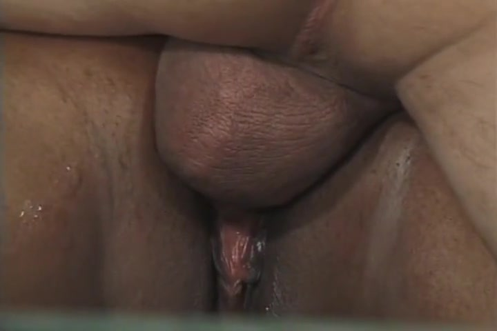 Cup Cake Craves That White Cock And Fucks Johnny Thrust Pussy hair and cum