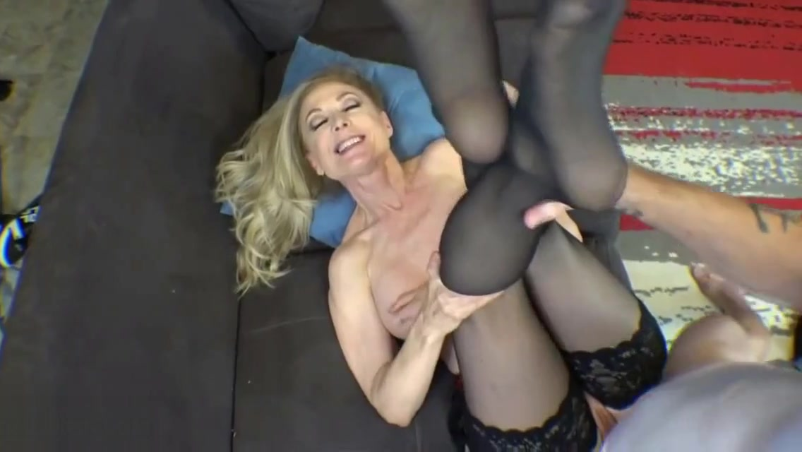 Perfect horny stepmom Interracial cum in mouth compilation