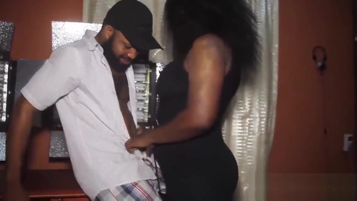 Sex in The Porn Studio With Black African Pornstar - NOLLYPORN Hot or not milf