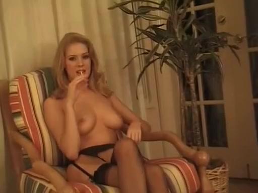Jennifer George 1-Fantastic smoking