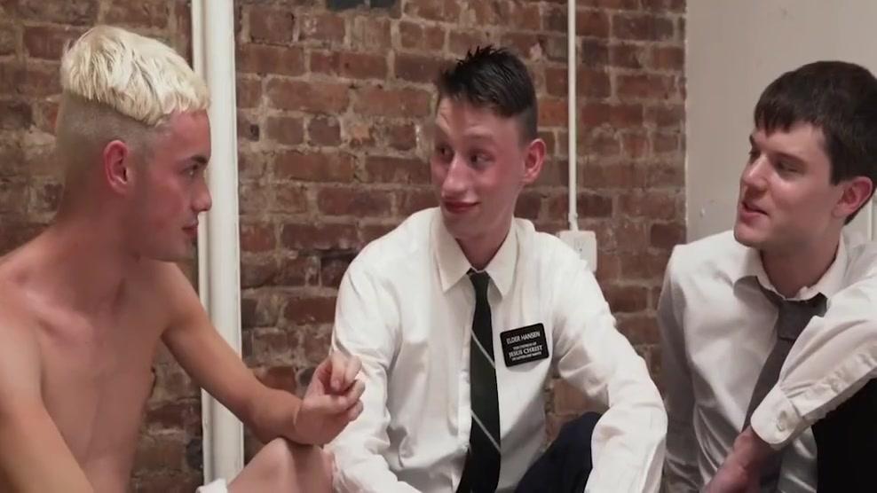 MissionaryBoyz - Elder boys fucking raw in showers Hot nudes girls mud