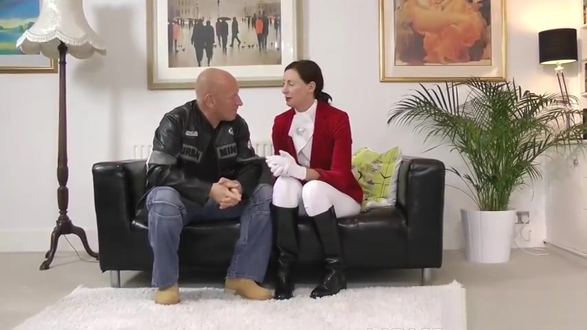 Pussyfucked uk milf pleasuring seniors dong How to get the feeling of sex without partner