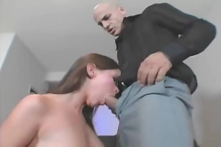 Haley Uses Her Trimmed Pussy And Ass To Get A Mouthful Of Cum