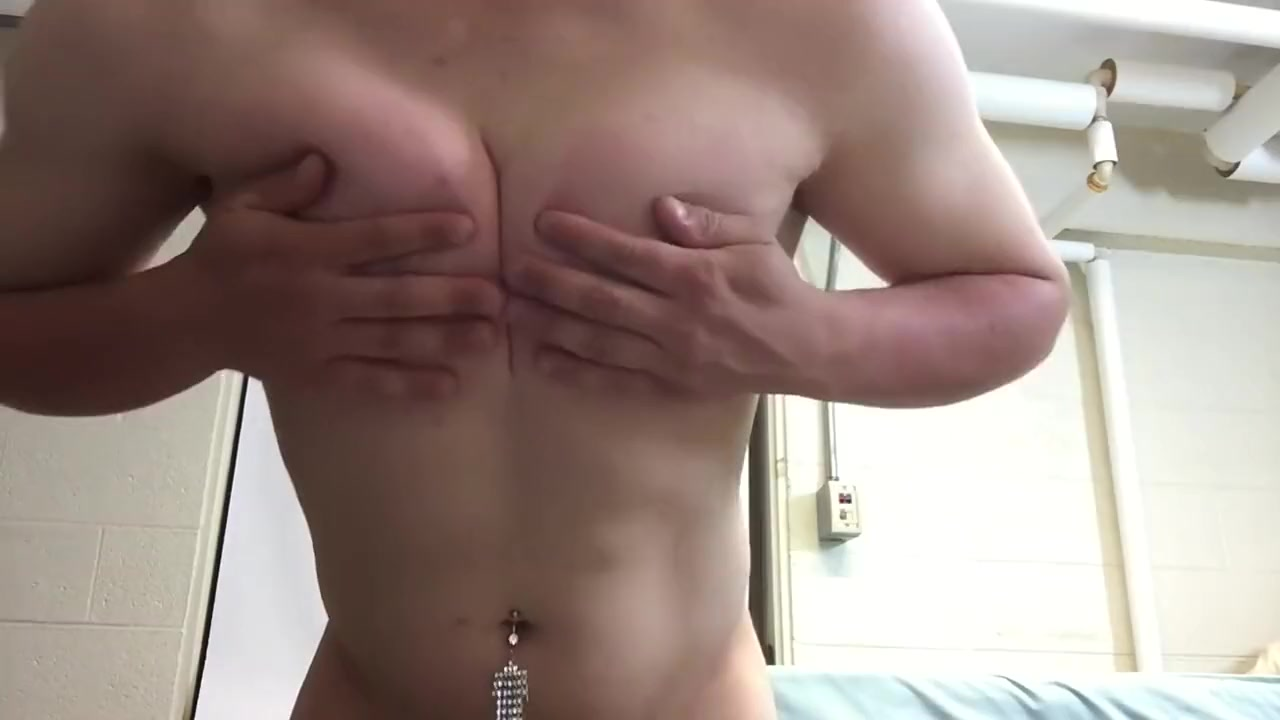 Anal Toy Playtime for Tgirl - Lots of Cum!.mo Black male white woman having sex gif