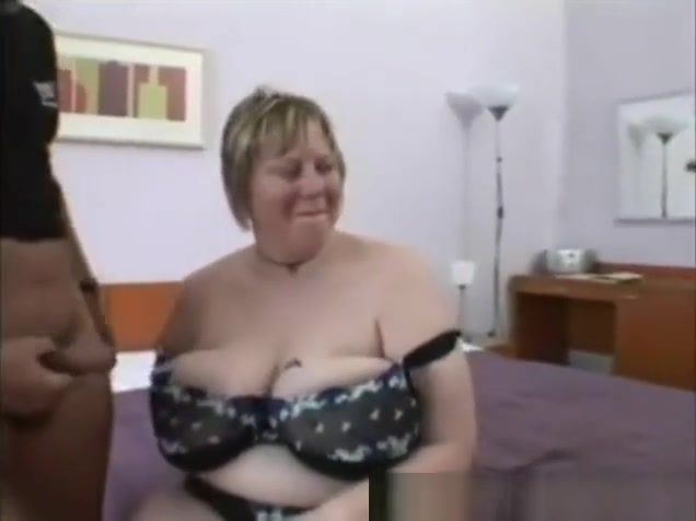 Crazy Monster Tits vs Ghetto Black Cock Girl squirting cum in panties gif