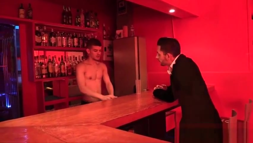 Alpha Males Dominate In This Scene Lez makes homemade vid