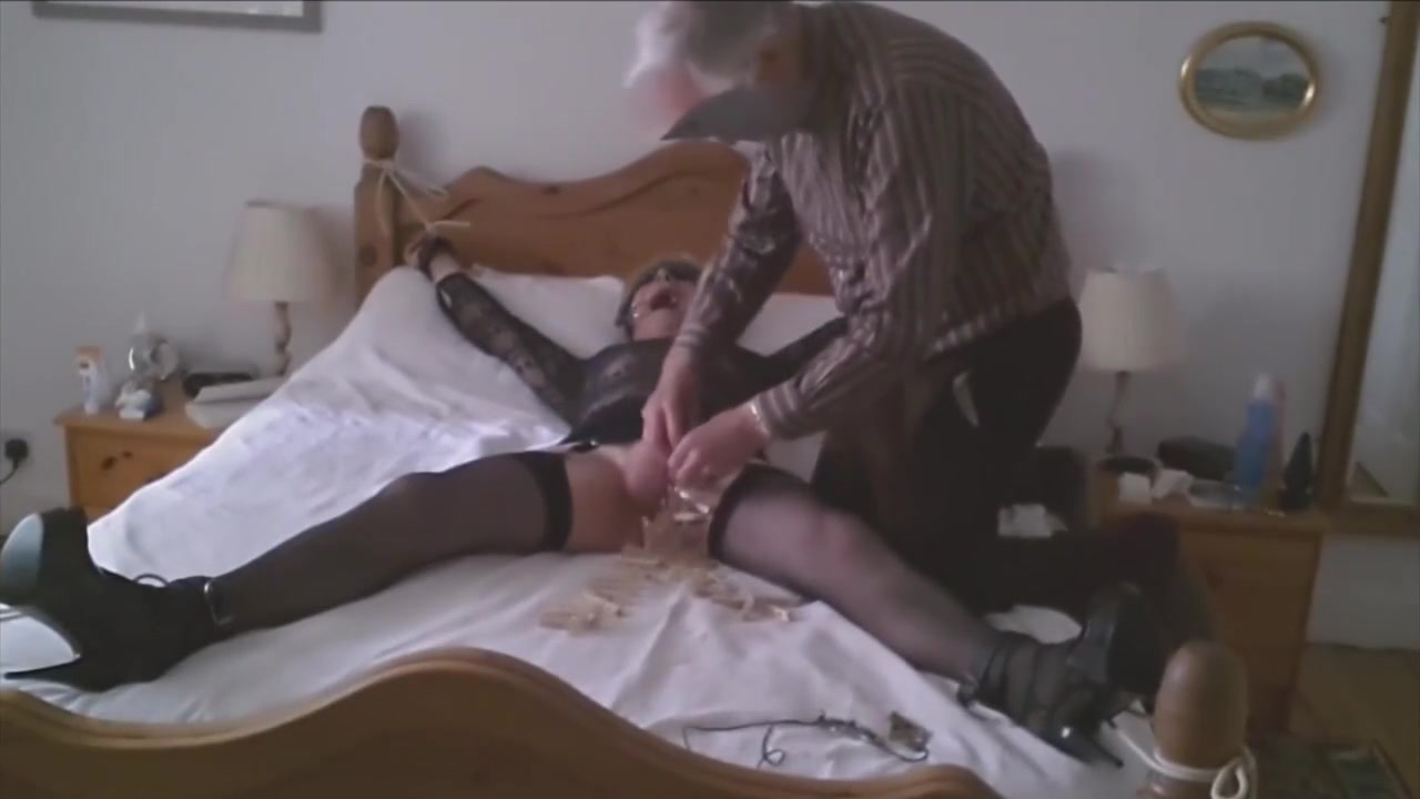 Briony Used by Master John Part 2 Dildo emo