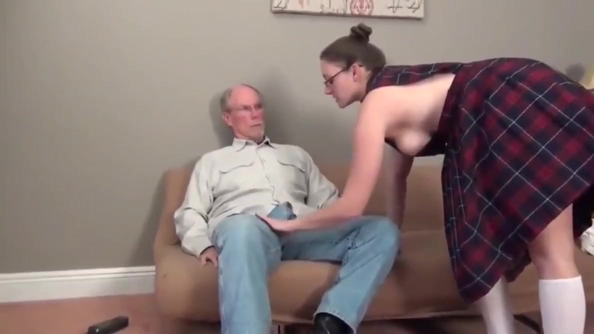 70 yo owner of apartment seduces and fucks innocent bitch Naughty adult chat