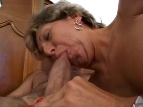 Fabulous porn scene Mature hot show