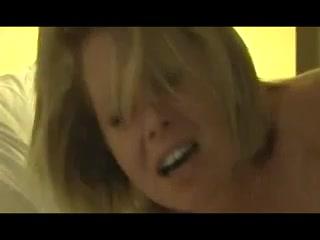 Another Blond Wife Stuffed by 2 BBC Bareback Creampie Hi nu evo