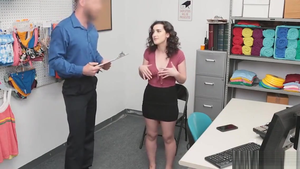 Officer Mike Mancini and his cock got sloppy blowjob from suspects eager mouth