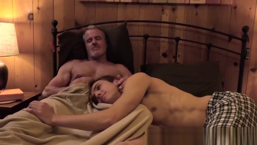 Buffed mature daddy pounding cute stepson bareback Miley cyrus nude on clip
