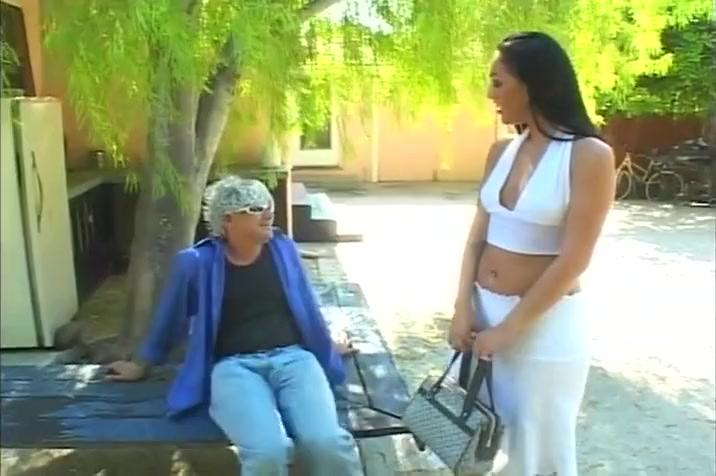 Sexy Girl Gets Fucked By Guy With White Hair Erotic Teasing With Horny Babes