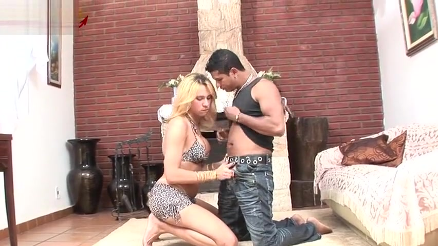 TS Hot Beatriz Soares with Ed Jr.. Exotic Indian Lesbian porn scene