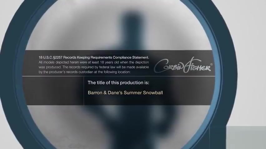 Summer Snowball ? Barron Fucks Dane ? Bareback videos of teens having sex in a party
