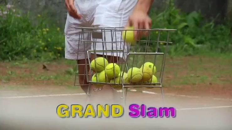 Grand Slam My daughters orgasm