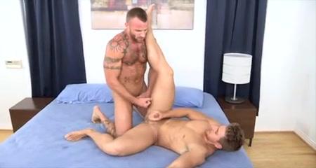 Smooth & Hairy Chubby black masturbate cock and fuck