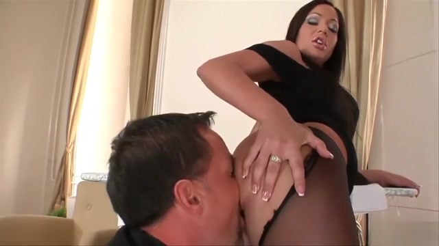 Angelica Heart fat puffy pussy fucked doggystyle big big big dildo pussy tit