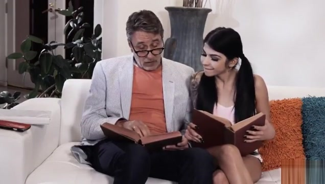 Greasy Old Balls Gets This Tiny Young Little Girls Tight Wet Teen Twat How!?