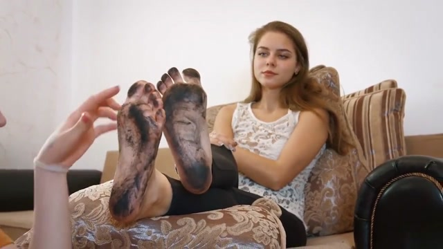 Dirty teen Feet Lick video stars wars porn