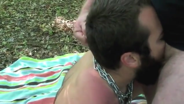 bear fuck of in a forest by a bear (bareback) Female domination fetishes