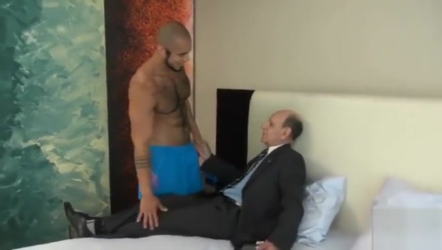 Dirty old man pounds a muscular young jock with his massive cock Genie bondage cartoons