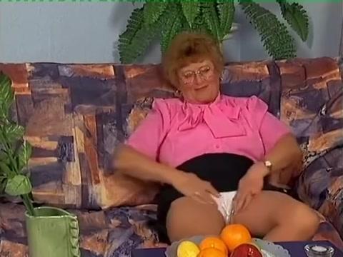 Granny on Milf
