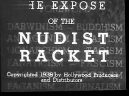 The Nudist Racket Indian big boss big tit