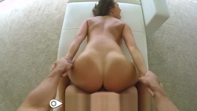 POVD Good morning fuck and creampie with Adriana Chechik