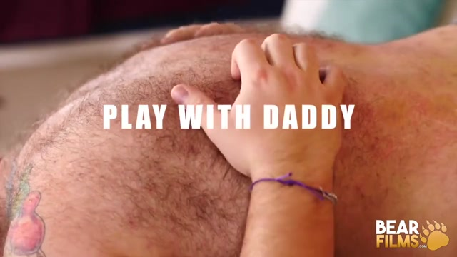 Rex Blue and Kurt Jacobs - Play With Daddy - BearFilms Hot tight milf