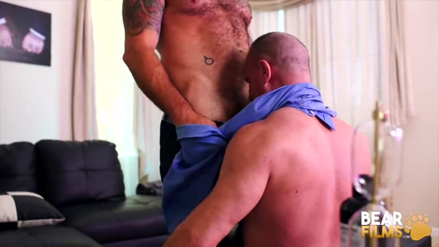 Scotty Rage and Christian Mitchell - Married and A Bear - BearFilms true romantic love story in hindi