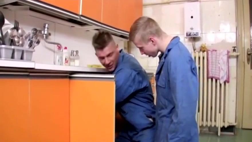 Junior Apprentices! - Scene 1 Anal dildo huge strapon