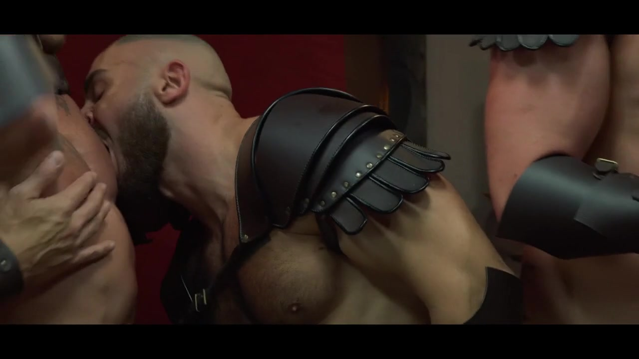 Ryan Bones & JJ Knight & Diego Sans & William Seed & Francois Sagat & D.O. in Sacred Band Of Thebes Part 4 - MenNetwork Larg Porn Movie Hd