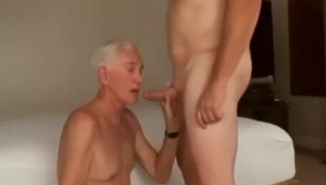 Bi Daddy FuckDaddy open pussy with sperm