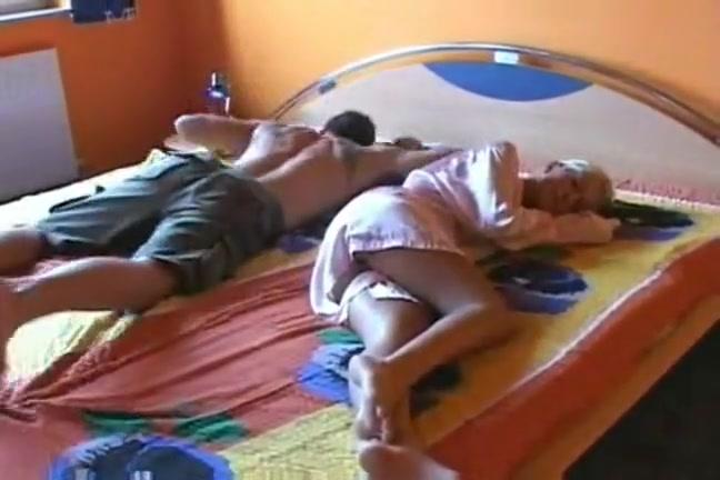 She Gives Head While Her Boyfriend Sleeps fucking gujarati women video