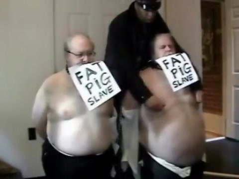 FAT PIG SLAVES chubby gay girl milf his