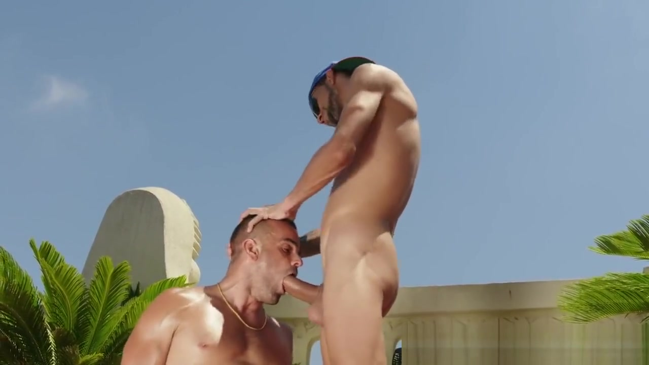 Franklin fucks Damien Crosse Bit Dobi Sex