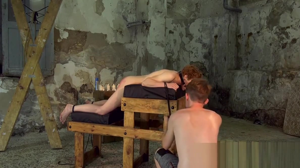 Bound ginger twink barebacked roughly by kinky young dom Bukkake wmv powered by phpbb