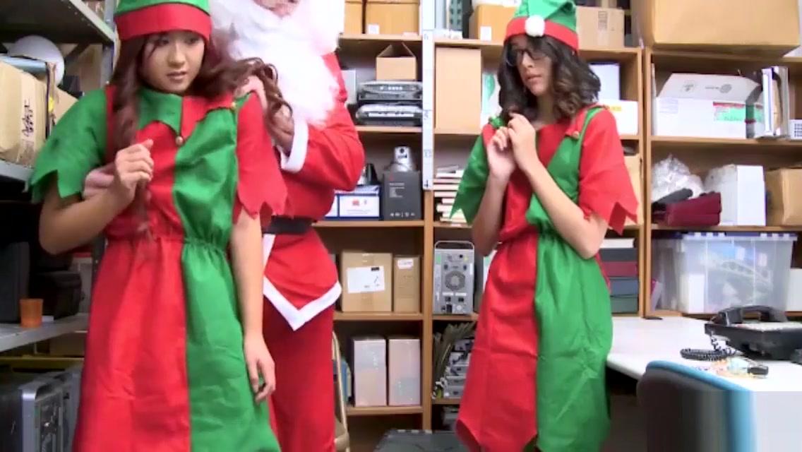 Santa calls whores to suck balls JAIL STORY
