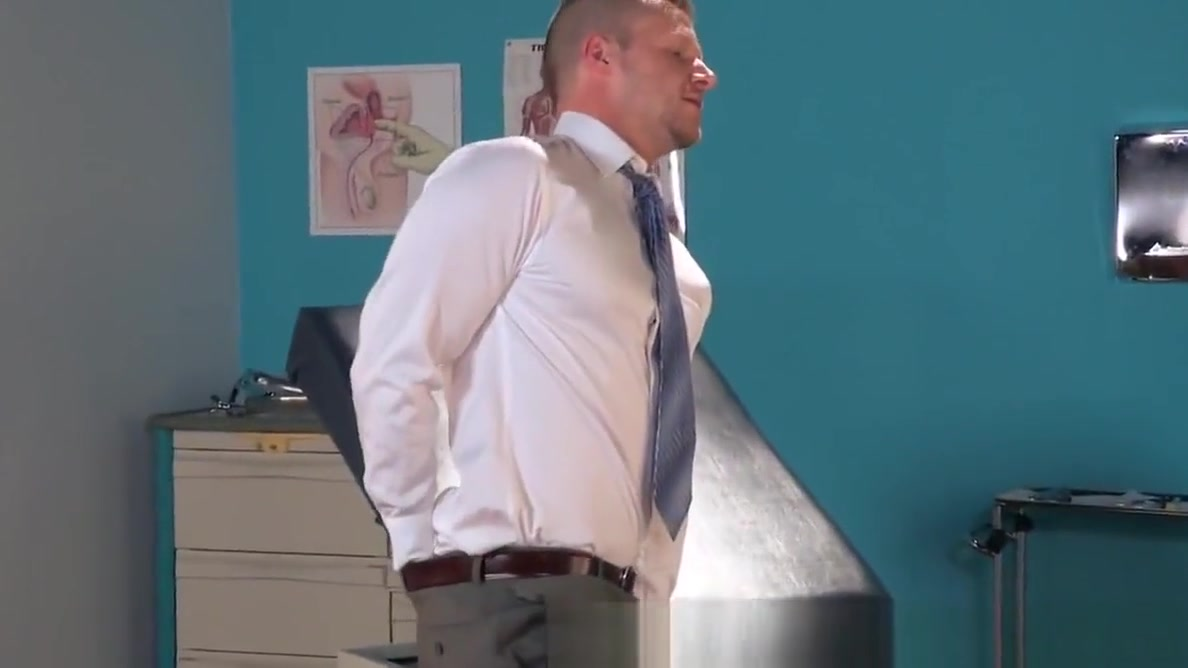 Brian Bonds Gets Fisted...By His DOCTOR!! Nicole austin body nude