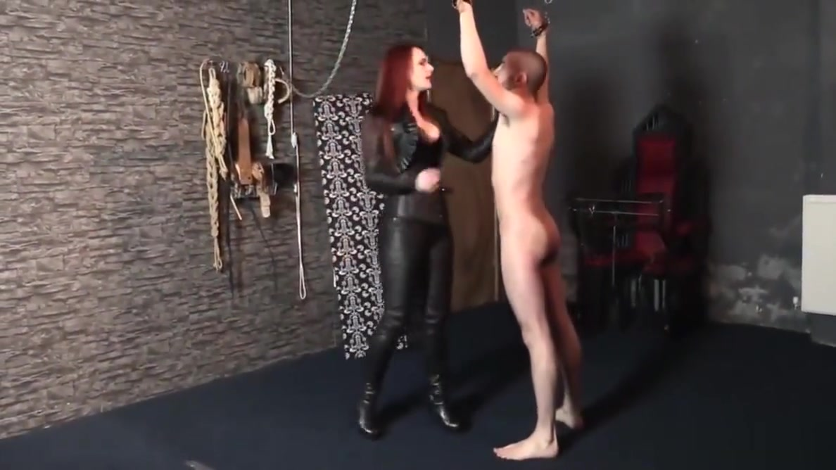 Mistress Rebekka Knows How to Use a Whip my booty neighbor Emma cumming on my cock