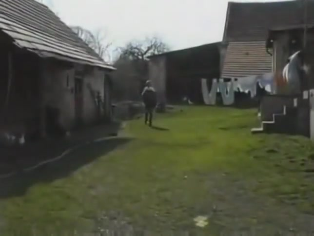 Vintage Outdoor Boys getting dry during sex