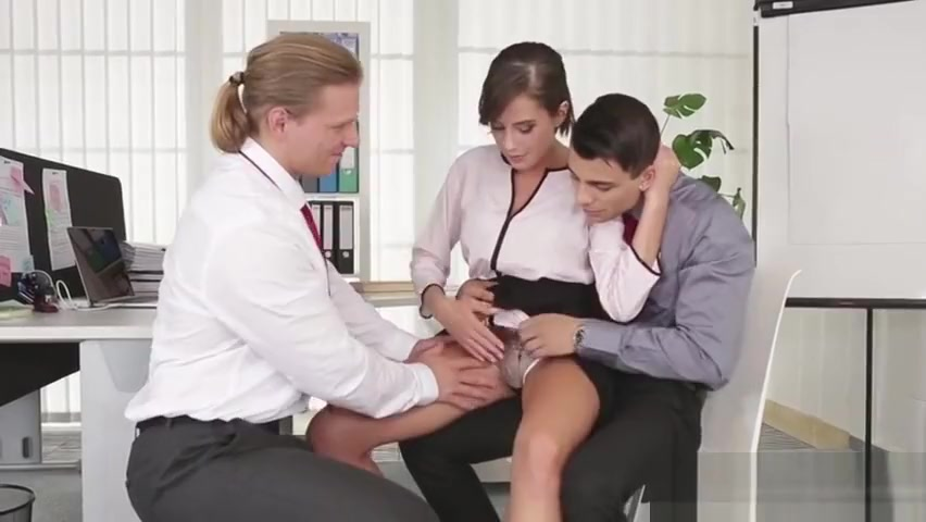 Bi office threeway jizz x rates com 2018