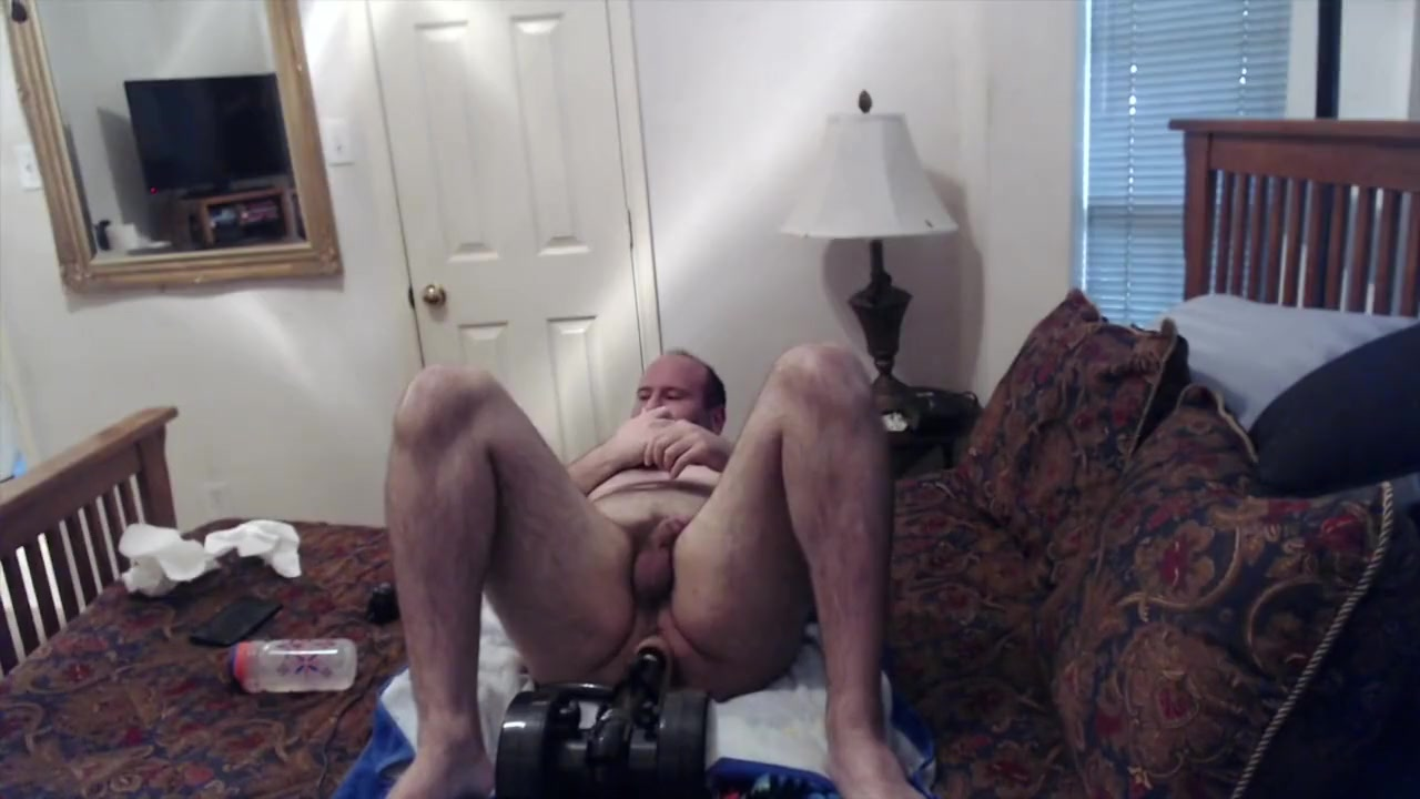 ISOBottomBoi Gets Sucked while fucking me with the fuck machine Mens shaved balls galleries