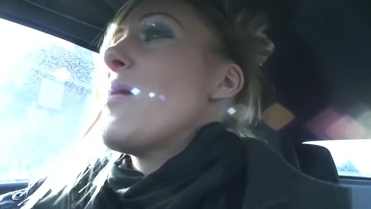 Angel Long Fucking in car Cute dress porn
