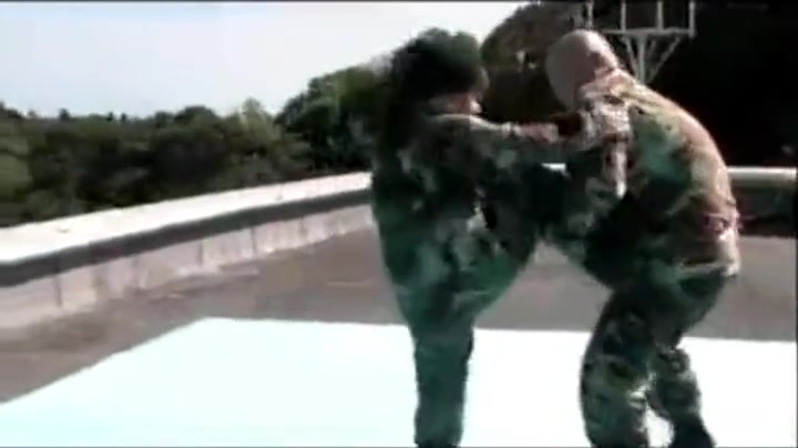Japanese leader soldier lost the bet fucked infront everybody
